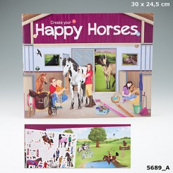 Create your Happy Horse