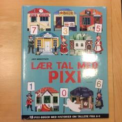 Lær tal med PIXI
