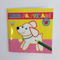 Minibog - Malebog m. hund