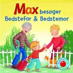 Minibog - Max besøger Bedstefar & Bedstemor