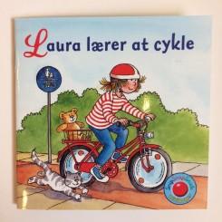 Minibog - Laura lærer at cykle