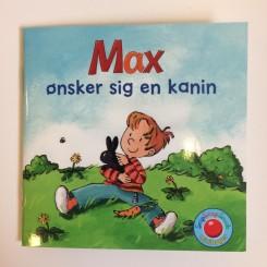 Minibog - Max ønsker sig en kanin