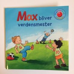 Minibog - Max bliver verdensmester