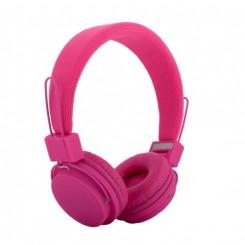 Hovedtelefoner SN-2650 - pink