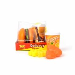Fast Food legetøjssæt
