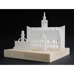 RYBORG Block stor - Brødremeninghedens Kirke