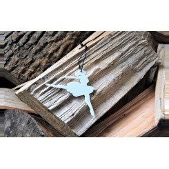 RYBORG Ornament - Den standhaftige tinsoldat ballerina