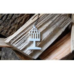 RYBORG Ornament - Nattergalen bur