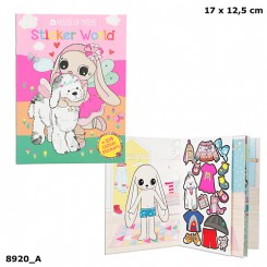 House of Mouse Stickerworld - Bunny Family