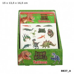 Dino World Tatoveringer