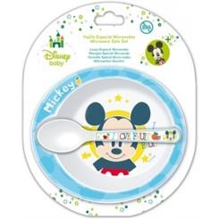 Spisesæt Mickey Mouse