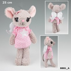 House of Mouse Plysbamse Angel Holly