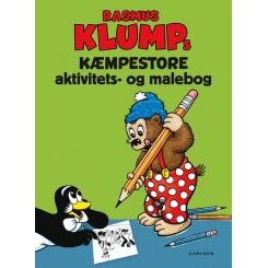 Rasmus Klumps kæmpestore aktivitets- og malebog