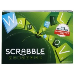 Scrabble Original - nyt udseende
