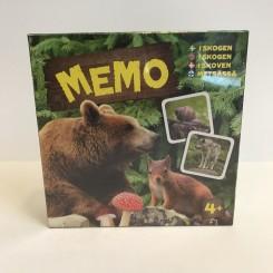 Memo - i skoven
