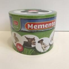 Memento huskespil - bondegårdsdyr