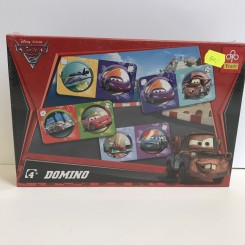Disney Cars 2 domino