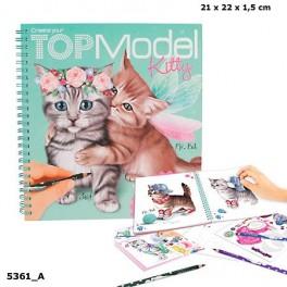 TOPModel Kitty Malebog mint