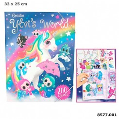 Create Ylvi's world - 200 stickers