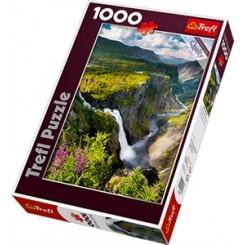 Puslespil Vøringsfossen Norge