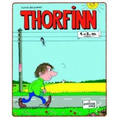 Thorfinn - 1. og 2. del samlet