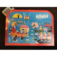 Puslespil Mumin kuffert