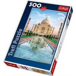 Puslespil Taj Mahal, 500 brikker