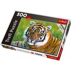 Puslespil Tiger, 500 brikker