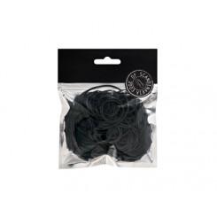 Elastikker sorte 50 g