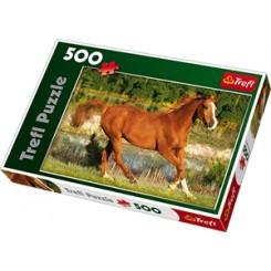 Puslespil Hest, 500 brikker