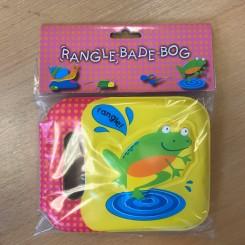 Rangle-bade-bog med frø