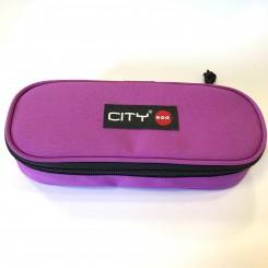 Penalhus CITY Oval - Violet