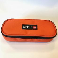 Penalhus CITY Oval - Orange