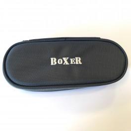 Penalhus Boxer Oval - Mørkegrå