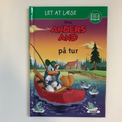 Let at læse: Anders And på tur