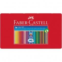 Faber Castell GRIP farveblyanter 36 stk.