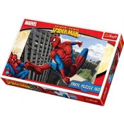 Puslespil Spiderman Sense, 160 brikker