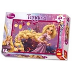 Puslespil Disney Rapunzel, 160 brikker