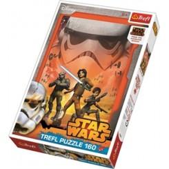 Puslespil Star Wars Rebels 3, 160 brikker