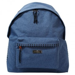 Rygsæk Faber Castell, blå