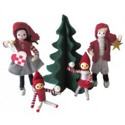 Familie juleæske 2016