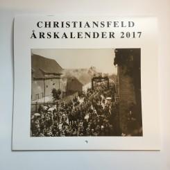 Christiansfeld kalenderen 2017