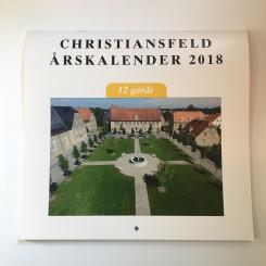 Christiansfeld kalenderen 2018