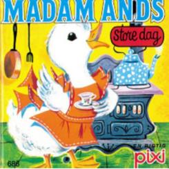 Pixi - Madam ands store dag