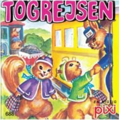 Pixi - Togrejsen