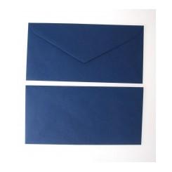 Kuverter 25stk, mørkeblå C5