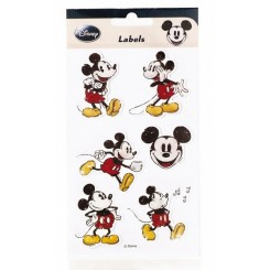 Stickers Mickey vintage