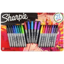 Sharpie special edition set 21 stk.