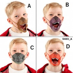 Dino World Maske