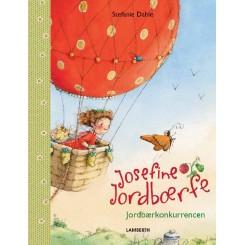 Josefine jordbærfe - jordbærkonkurrencen